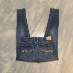 Abercrombie & Fitch Super Skinny Jeans 6S